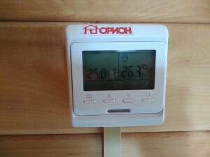 Терморегулятор наш